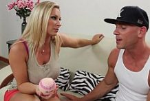 Horny Big Titted Cougar Devon Lee-Official Website NaughtyAmerica.com