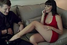 Dana DeArmond Undressing-Official Tonight's Girlfriend