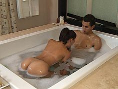 Indonesian Massage Girl -Asian   Nuru Massage   	Rosemary, Alex Jones