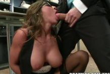 Fucking Madison Ivy in her cunt as a burglar-Official Website Brazzers.com