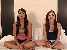 19 Yo Cassi & Maggie-Official Website Exploitedcollegegirls.com