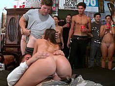College Dorm Party With Professional Girls-Official Website Bangbros