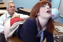 High School Teacher Having Sex With A Student-Official Website TeamSkeet