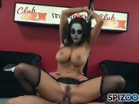 Ava Addams is a masked whore addicted to cocks-Official Website Glamourpornstar.com