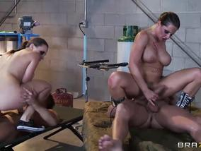 Friends help each other out-Official Website Brazzers