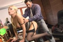 Kinky fun in the office-Official Website Abrax Media