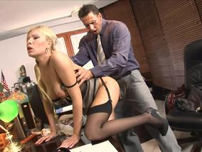 Kinky fun in the office-Official Website Media