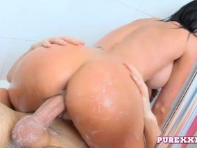 The horny beautiful blackhairy girl Jasmine needs good cock-Official Website Pure XXX Films