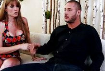 My new girlfriend's slutty mom Darla Crane-OW Naughty America