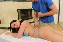 Horny Melina Mason Has Been Wants A Massage-OW Naughty America