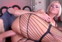 Stocking lady strokes that dick tight-OW Brazzers