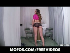 Sexy Teen Latina Showed Performance With Big Ass