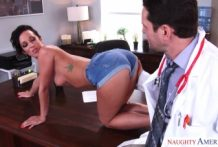 Sexy Patient Jada Stevens Wants Take Her Doctors Cock