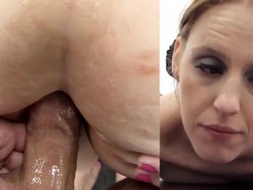 Anal Banging After Amateur Casting