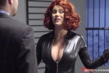 Peta Jensen Gets Sex Storie With Captain America