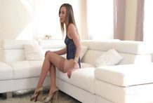 Show With Toys By Beautiful Blonde Capri Anderson