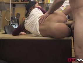Amateur Fucking Babe Felicity Feline With Her Big Ass