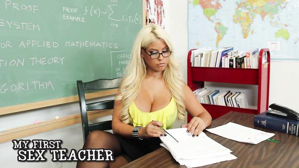 Big Tited Latina Teacher Bridgette B Want Her Student