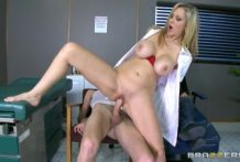 Doctor Julia Ann Gets Fucking With Patients Husband