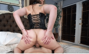 After Sex Dani Daniels Loves Creampie