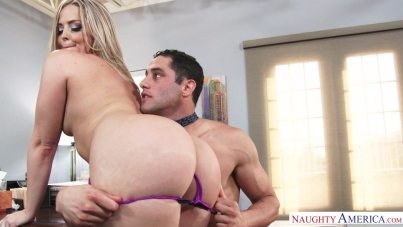 Alexis Texas Knows That Her Horny Boss Wants Fucking