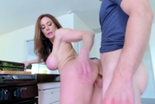 2598 Next Kitchen Porn Film By Sexy MILF Kendra Lust