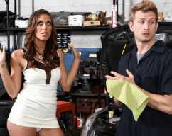 2804 Car Tuning Masters Mr. Pete And  Bill Bailey Fucked Hard Rilynn Rae