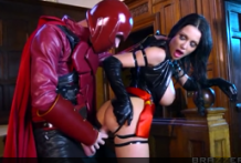 2813 X-Men Porn Parody Presents Danny D And Sexy Brunette Patty Michova