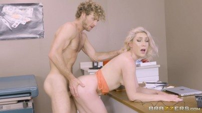 2962 Horny Blonde Patient Lily Labeau Gets Fuck By Docotor