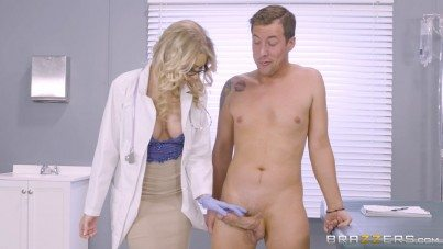 2979 Doctor Katie Morgan Gets Control Cock