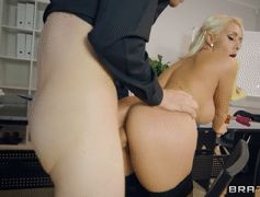 3103 Office Worker Danny D Gets Bang Blonde Secretary With Big Dick