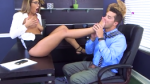 3199 Sexy Secretary Layla London Gets Fuck By Her Boss Ramon