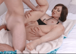3128 Redhead Mommy Yasmin Scott Gets Fuck Her Stephson
