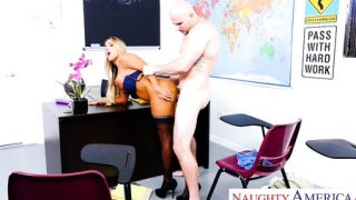3244 Muscle Man Jmac Wants Fuck Him College Teacher Tegan James In Class