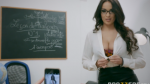 3270 French Teacher Anissa Kate At College