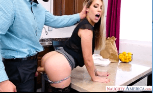 3256 Boss S Son Gets Fuck Office Secretary Kimber Lee At Work