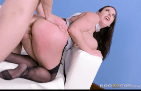 3352 Big Tited Secretary Works In Brazzers Office And Loves Boss Cock
