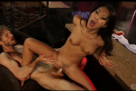 3364 Horny Asian MILF Gets Fuck By Agent In Strips clup