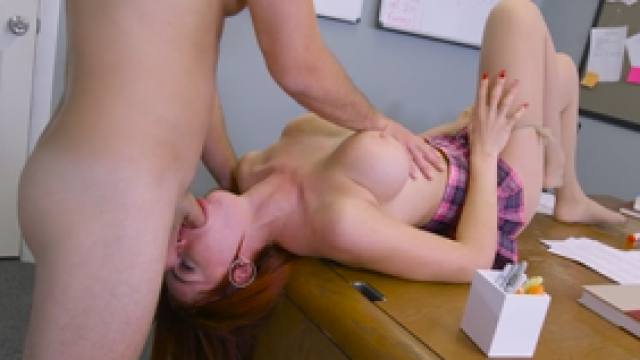 3325 Dear Teacher Will Fuck Redhead Skyla Nove For Bestt Point