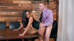 3389 MILF Ava Addams Gets Fuck By Young Boy And After This Sleep Together