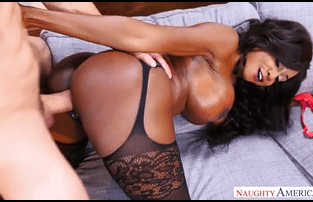 3477 Dirty Stepson Will Fuck Big Tited Ebony MILF