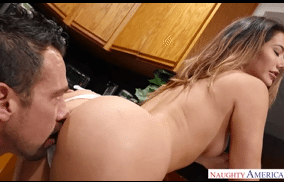 3492 Suck Cock In The Kitchen And Take Too Pussy In The Bedroom