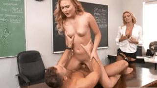 3450 Horny Student Wants Fuck Teacher Together Classmate