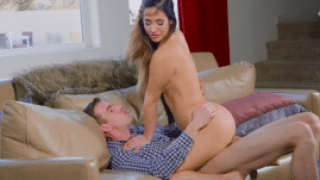 3516 She Feels Free When Dannies Cock Inside Her Pussy