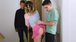 18-Exclusive-Today Naughty Spanis Boy Jordi Is Playing With Teens Pussy