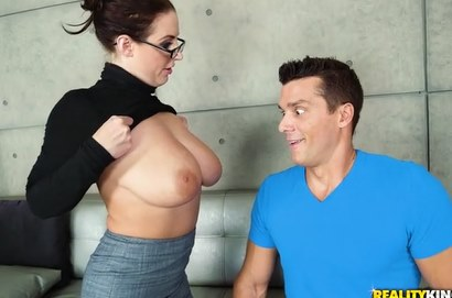 57-Exclusive-Angela White's Big Natural Boobs Make Me Feel Better