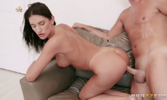 100-Exclusive-Natural Tited August Ames Gets Try All The Positions