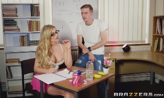 132-Exclusive-I'm Gonna Teach You How To Suck Big Cock
