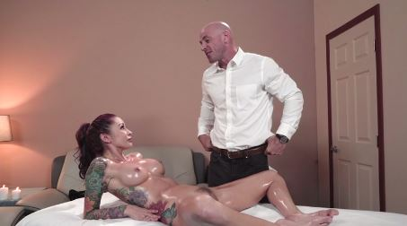 167-Exclusive-Naughty Bald Masseur Johnny Sins