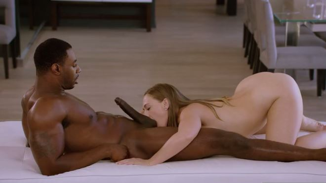 183-Exclusive-Babe's Best Dream,Huge Black Dick